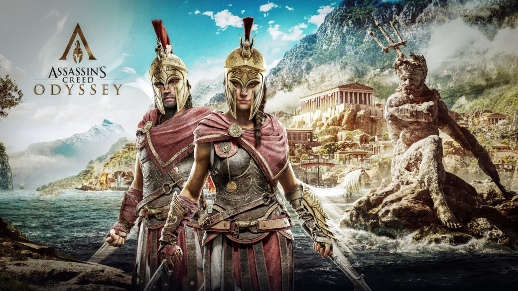 Assassin's Creed: Odyssey (2018, экшен, RPG, PC, PS4, Xbox One) - обзоры главных и лучших игр 2018 | Канобу - Изображение 1