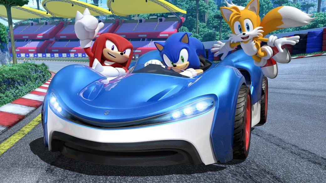 Трейлер и отзывы критиков на новую гонку про Соника – Team Sonic Racing | Канобу - Изображение 1