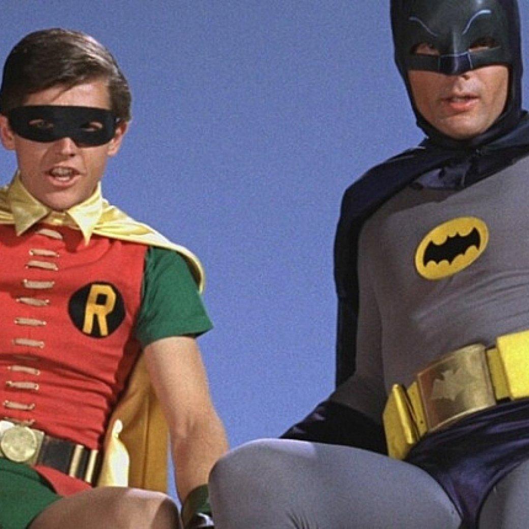 Робину всериале «Бэтмен» 1960-х годов давали таблетки для уменьшения пениса | Канобу - Изображение 0