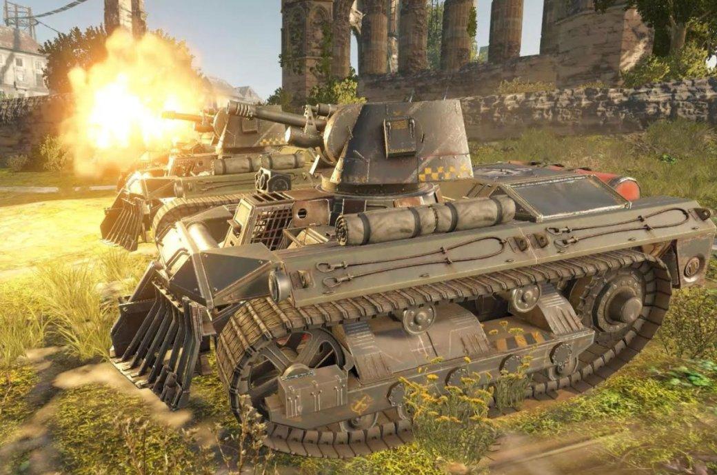 В Crossout стартовало событие «Победный рубеж» с потасовками на танках Т-34. - Изображение 1