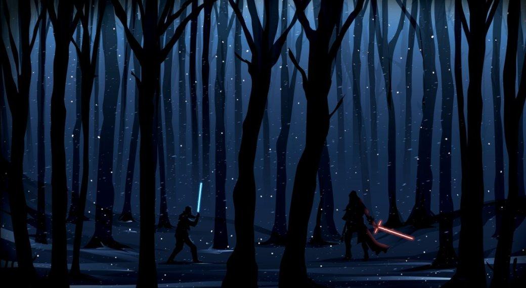 Рецензия Трофимова на «Звездные войны: Пробуждение Силы» | Канобу - Изображение 2