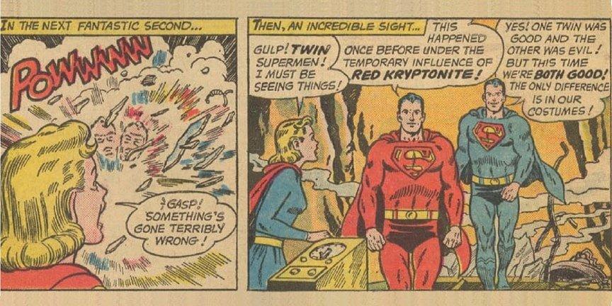 15 самых странных трансформаций Супермена  | Канобу - Изображение 9