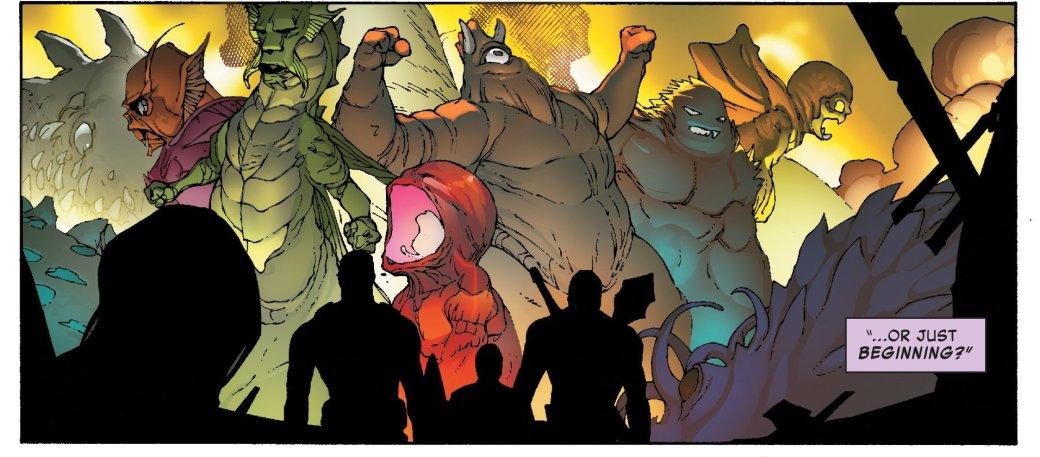 Monsters Unleashed: Marvel занимается самокопированием   Канобу - Изображение 3590