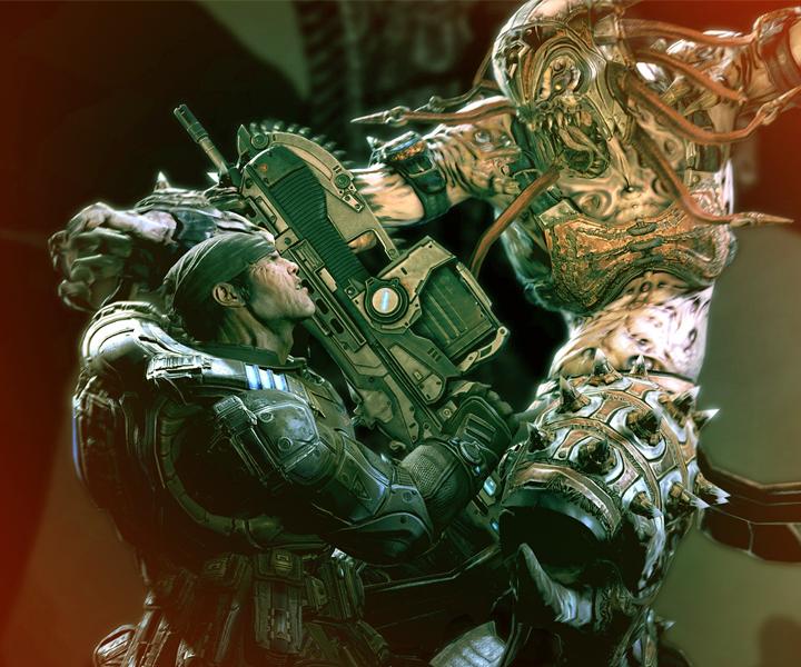 Спрячься или умри: 12 лучших моментов Gears of War. - Изображение 1