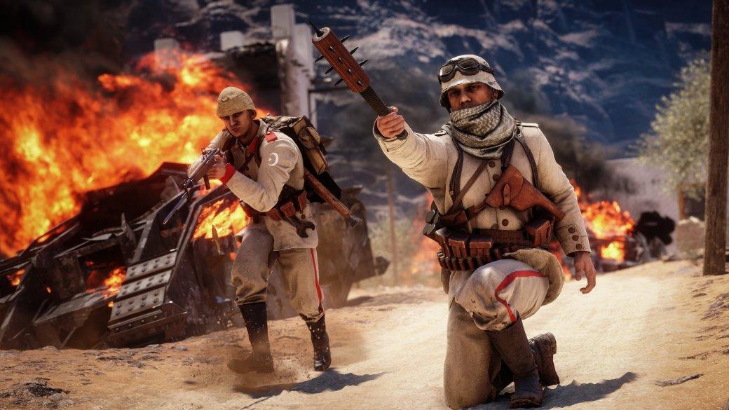 Изумительные скриншоты Battlefield 1 | Канобу - Изображение 5
