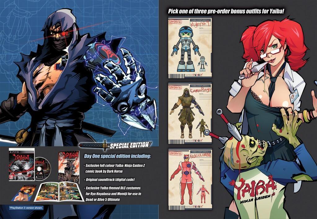Новую Ninja Gaiden задержат на три недели | Канобу - Изображение 4748