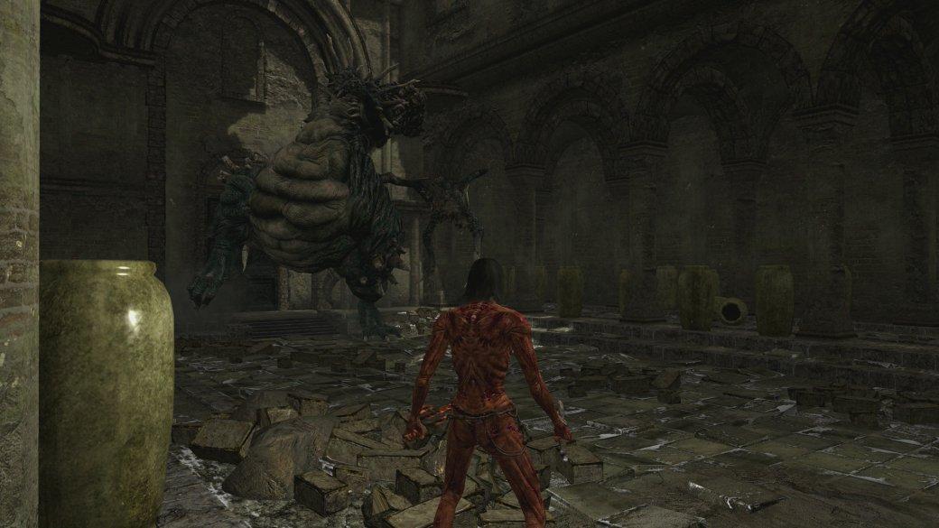 Обзор Dark Souls: Remastered на Nintendo Switch | Канобу - Изображение 3746