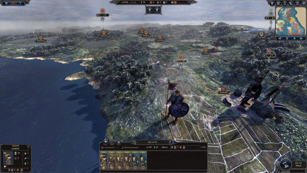 «Удачный эксперимент»: критики сдержанно хвалят Total War Saga: Thrones of Britannia . - Изображение 1