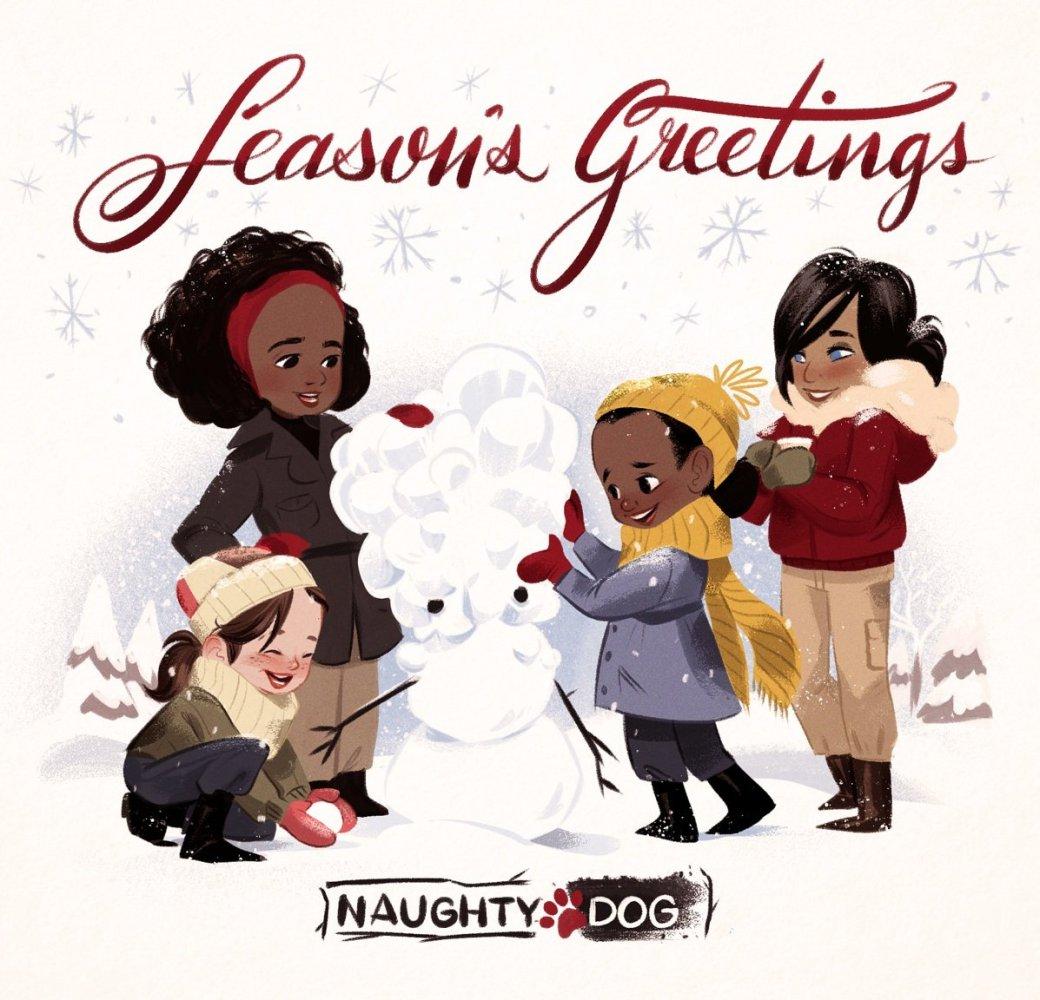 С праздниками! Разработчики поздравляют с Новым годом и Рождеством | Канобу - Изображение 6