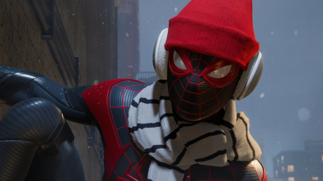 Обзор Marvel's Spider-Man: Miles Morales - рецензия на игру Marvel's Spider-Man: Miles Morales   Рецензии   Канобу