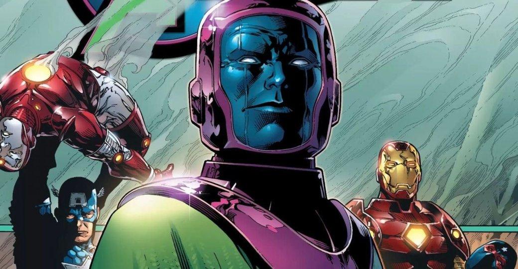 Кто такой Канг Завоеватель— будущий злодей киновселенной Marvel | Канобу