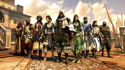 Ключи в бета-тест Assassin's Creed Revelations | Канобу - Изображение 1