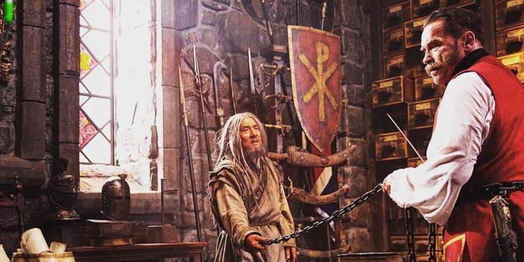 Арнольд Шварценеггер и Джеки Чан снова вместе на фото из «Вия 2» | Канобу - Изображение 12174