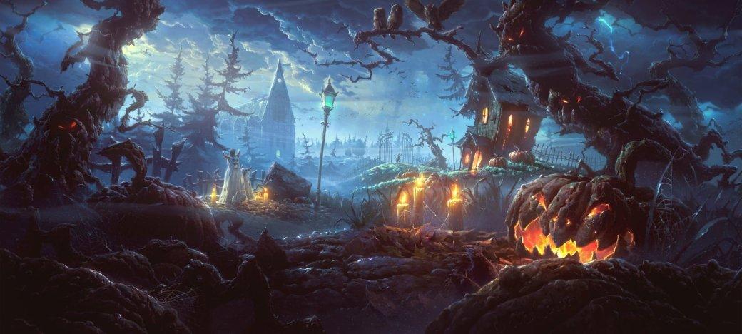 Страшный тест кХэллоуину. - Изображение 1