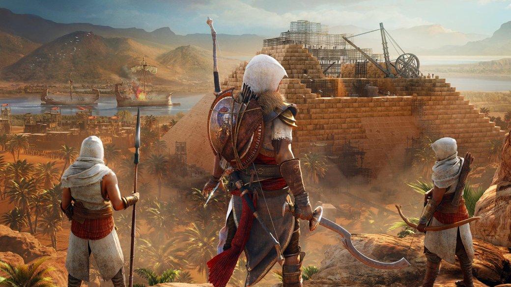 Мифы Древнего Египта вAssassin's Creed: Origins   Канобу
