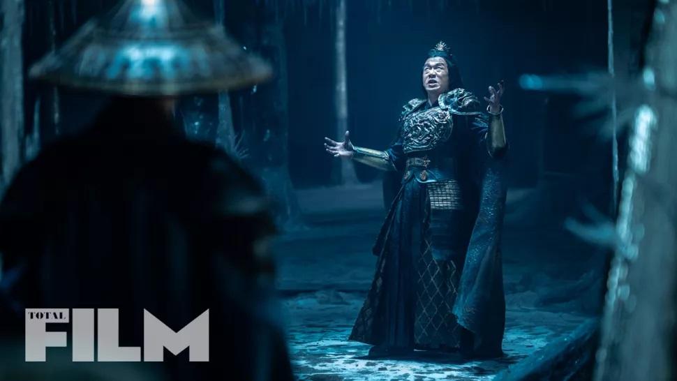 «Мортал Комбат»: появился новый кадр симператором Шан Цзуном ибогом грома Райдэном