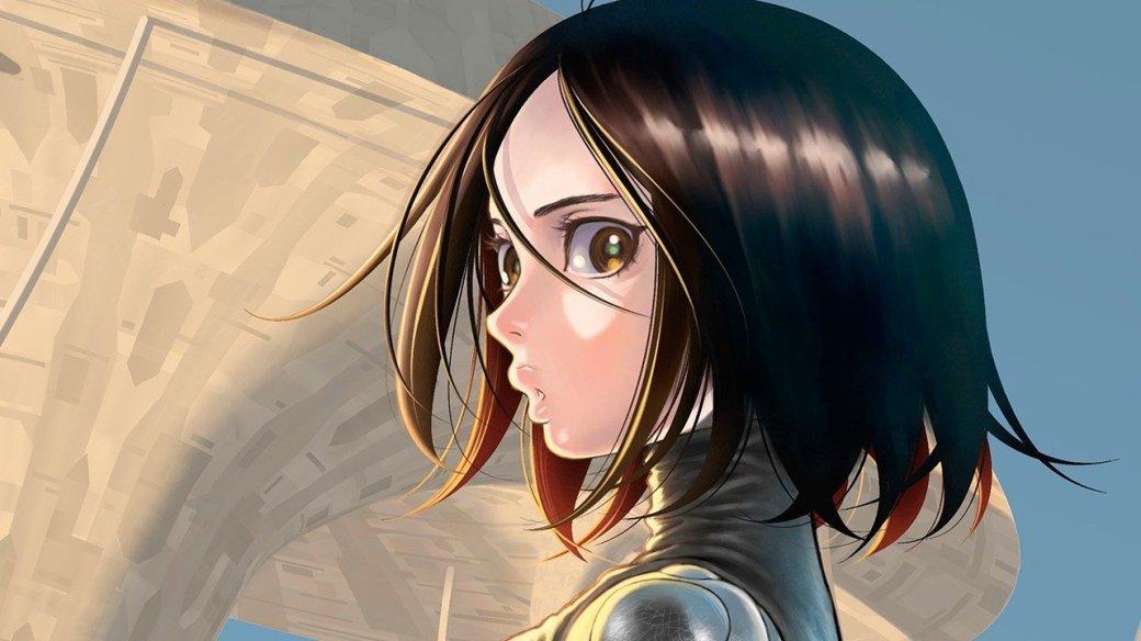 «Алита: Боевой ангел»— такли насамом деле хороша культовая киберпанк-манга? | Канобу