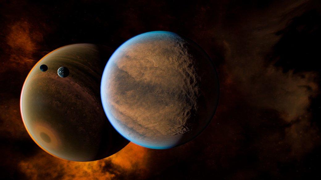 Потрясающий космос Mass Effect: Andromeda   Канобу - Изображение 9911