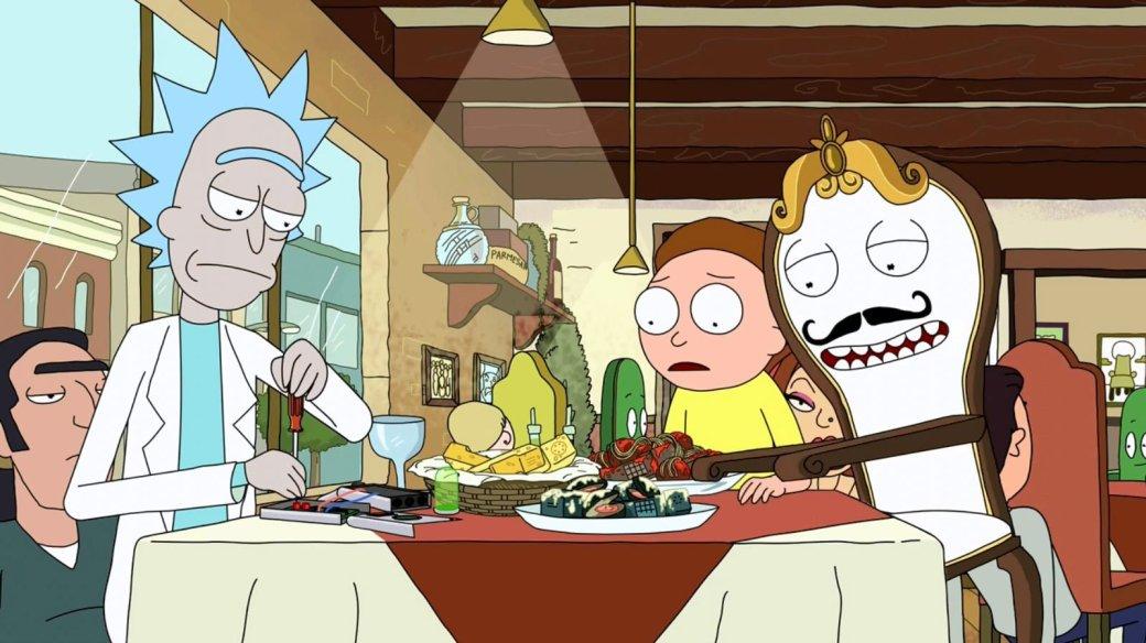 Почему «Рика иМорти» нужно смотреть всем, кто любит безумный юмор   Канобу - Изображение 3