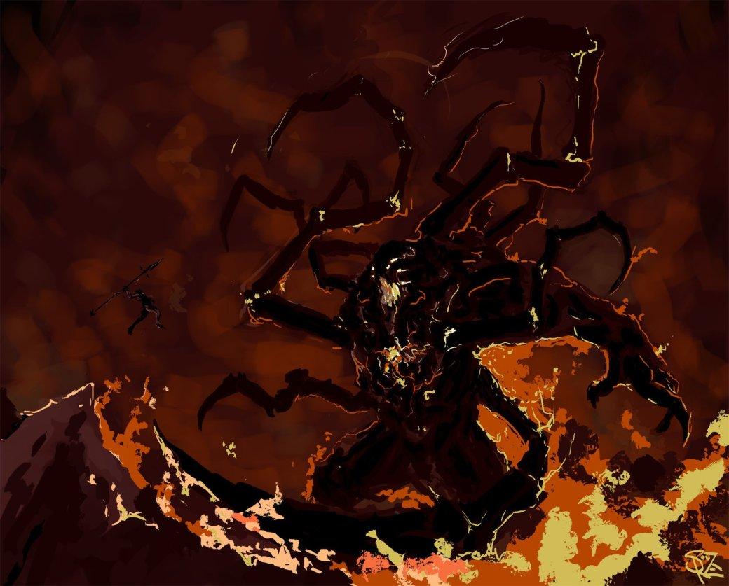 Dark Souls. История Мира (Praise The Sun Edition) | Канобу - Изображение 4