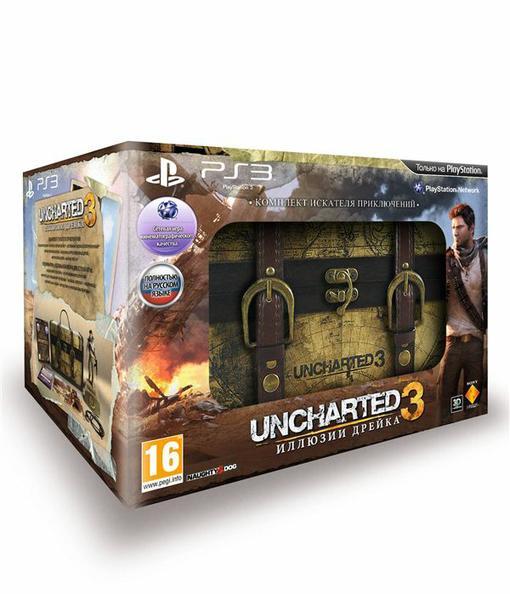 Конкурс. Uncharted: Иллюзии Дрейка. | Канобу - Изображение 5