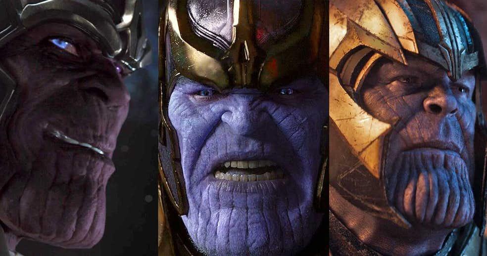 Стало известно, почему Танос в«Войне Бесконечности» получил другую внешность. - Изображение 1