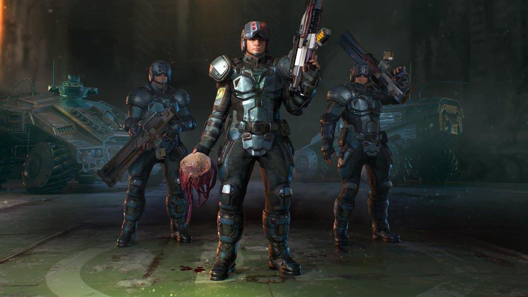 Тактическая стратегия Phoenix Point от автора X-COM стала эксклюзивом Epic Games Store нагод   Канобу - Изображение 2