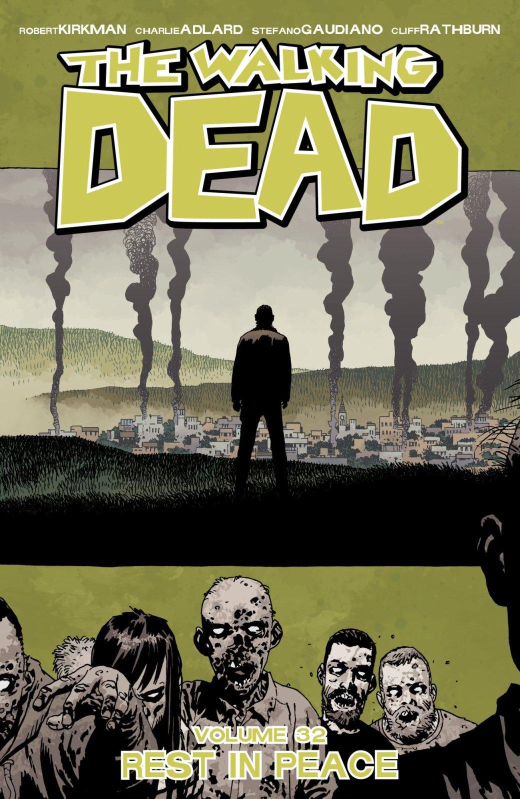 Мнение. Сновым выпуском комикса «Ходячие мертвецы» изменились навсегда | Канобу - Изображение 2681
