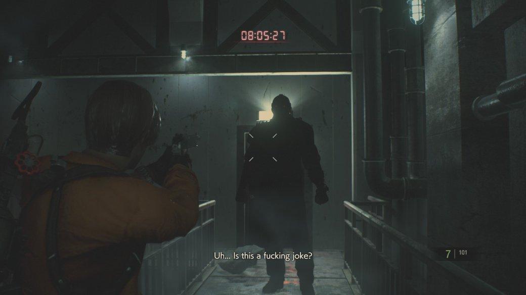 Надоел Тиран времейке Resident Evil2? Замените его Джейсоном! | Канобу - Изображение 3456
