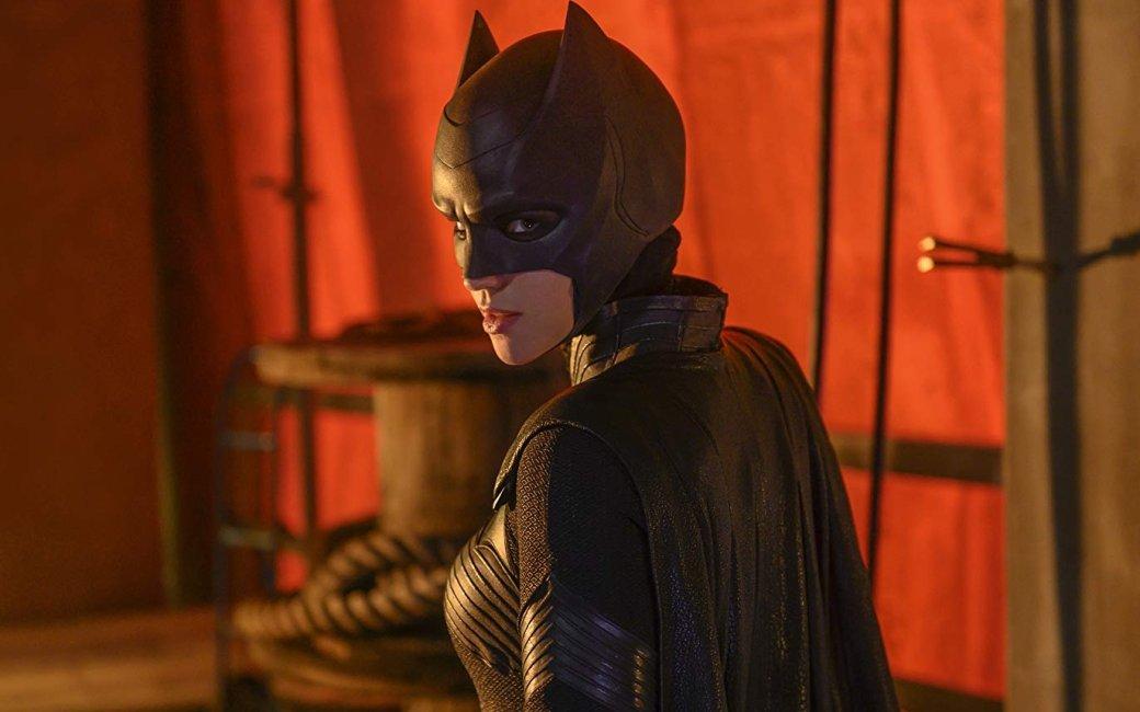 Первые впечатления от сериала «Бэтвумен»   Канобу