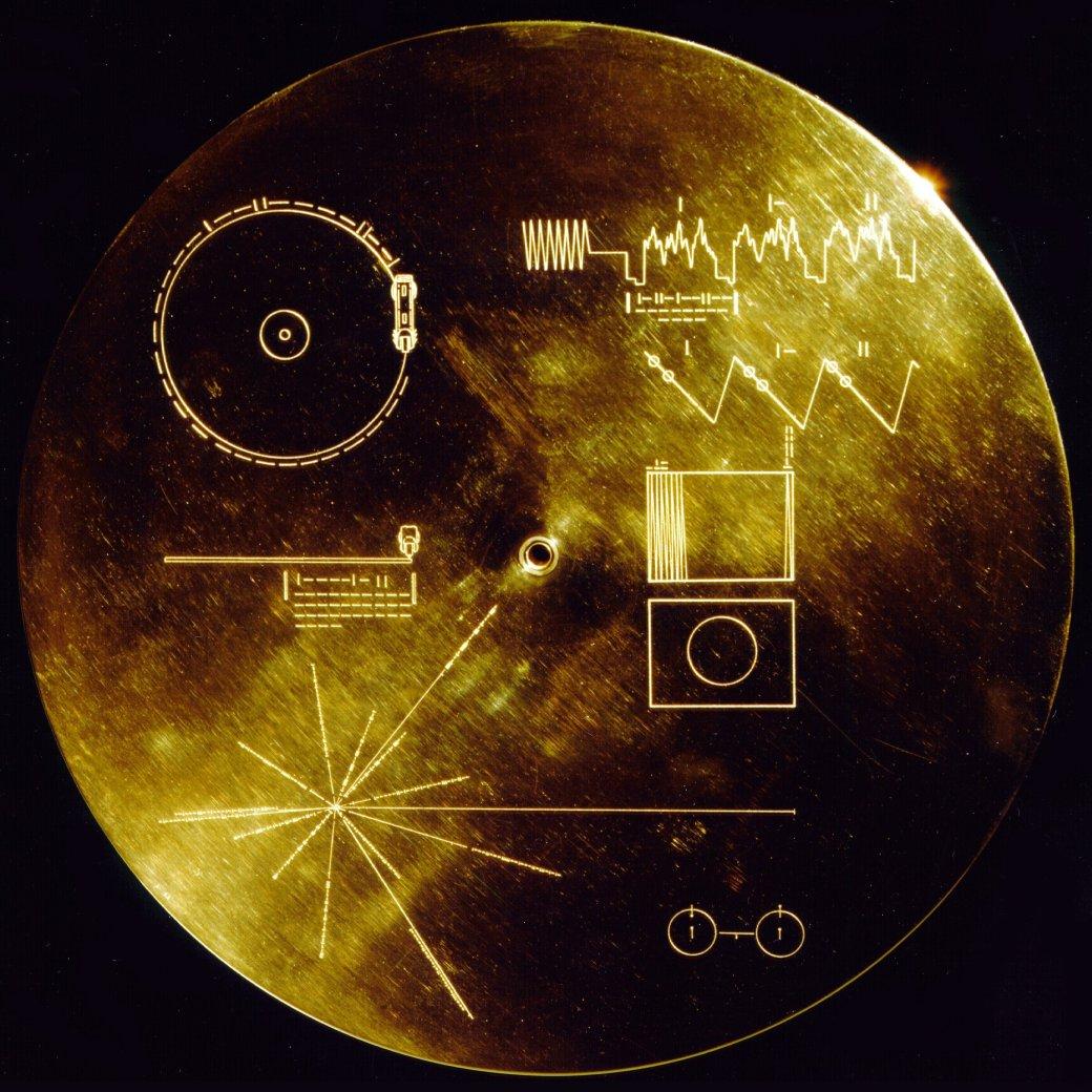 История связи с внеземными цивилизациями и золотой диск от всего человечества. | Канобу - Изображение 4