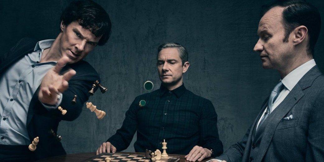 «Надо все бросить и уйти». Марк Гэтисс хоронит «Шерлока» | Канобу - Изображение 0