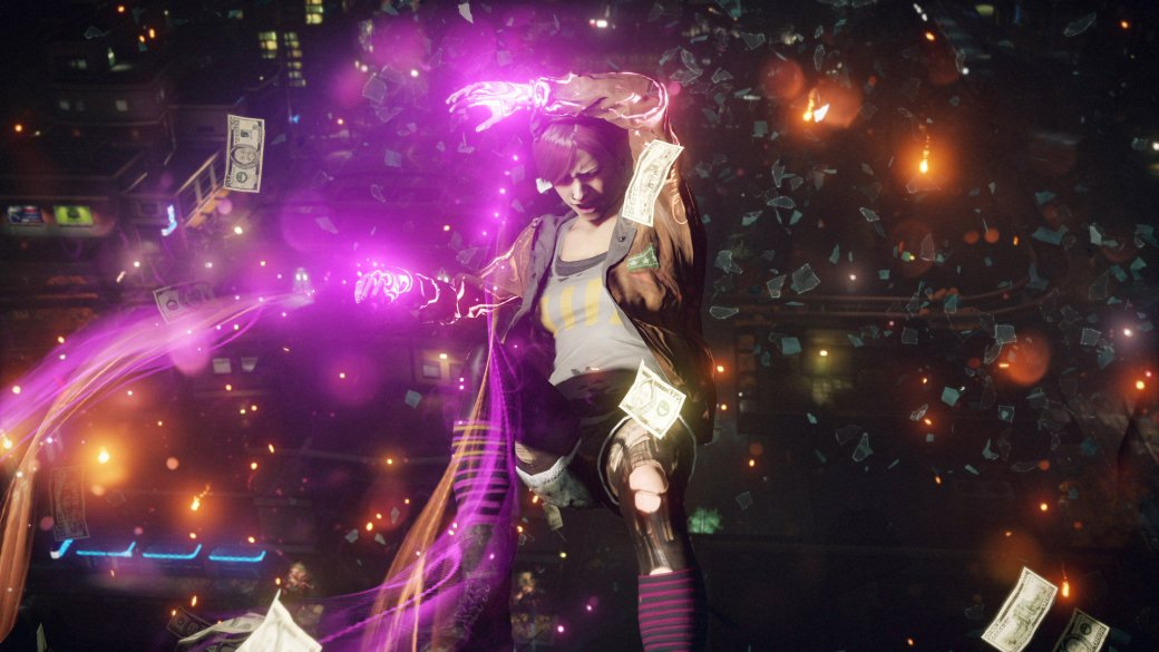 Infamous: First Light и Prototype 2 подарят абонентам PS Plus в январе | Канобу - Изображение 1