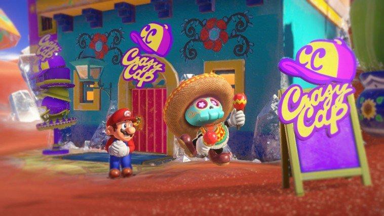 Суть. Super Mario Odyssey— еще один веский повод купить Switch | Канобу - Изображение 14293