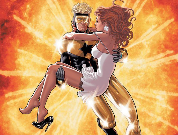 Автор «Флэша» и «Стрелы» делает фильм про супергероя-вора из будущего | Канобу - Изображение 12193