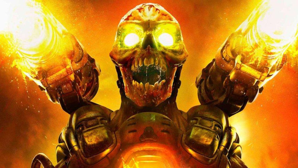 Почему Интернет унижает Polygon из-за Doom | Канобу