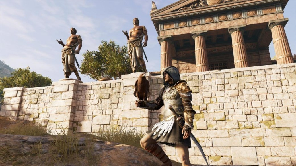 «Одно из лучших приключений в открытом мире» — что думают критики об Assassin's Creed Odyssey | Канобу - Изображение 3345