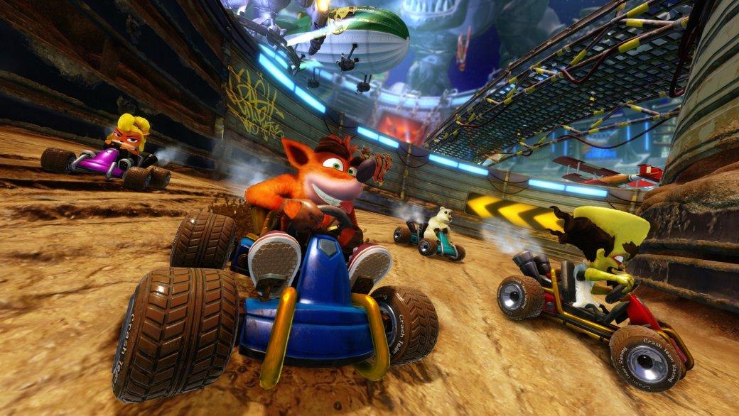 Рецензия на Crash Team Racing: Nitro-Fueled | Канобу - Изображение 14539