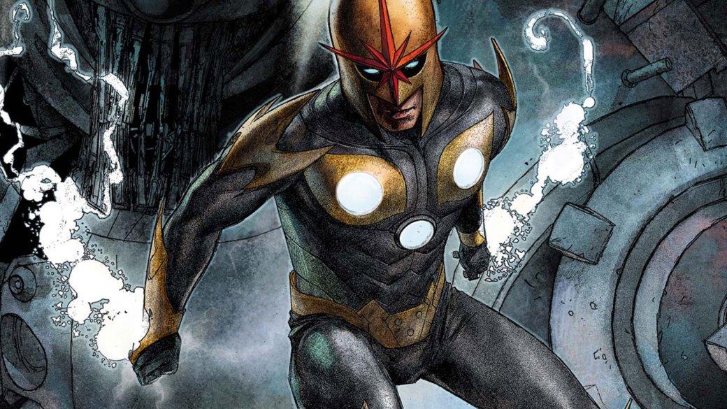 Слух: Marvel Studios запустила впроизводство фильм про космического супергероя Нову | Канобу - Изображение 1968