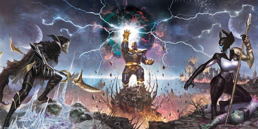 Почему Танос— лучший злодей киновселенной Marvel. - Изображение 7