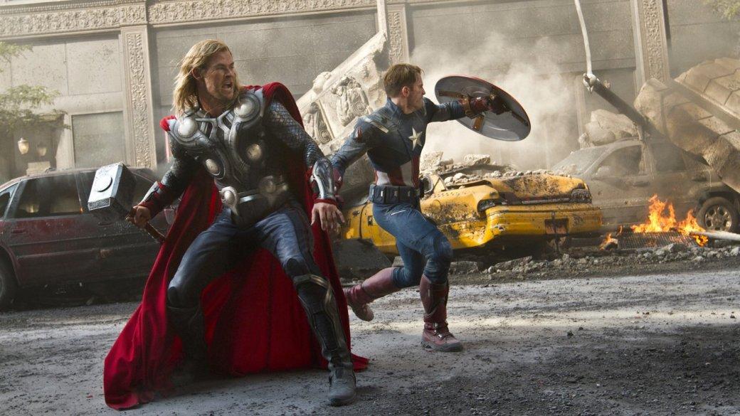 Самые яркие моменты из фильмов Marvel   Канобу - Изображение 25