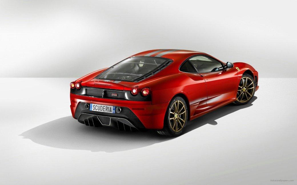 Десять игр, в которых вы можете прокатиться на Ferrari | Канобу - Изображение 10