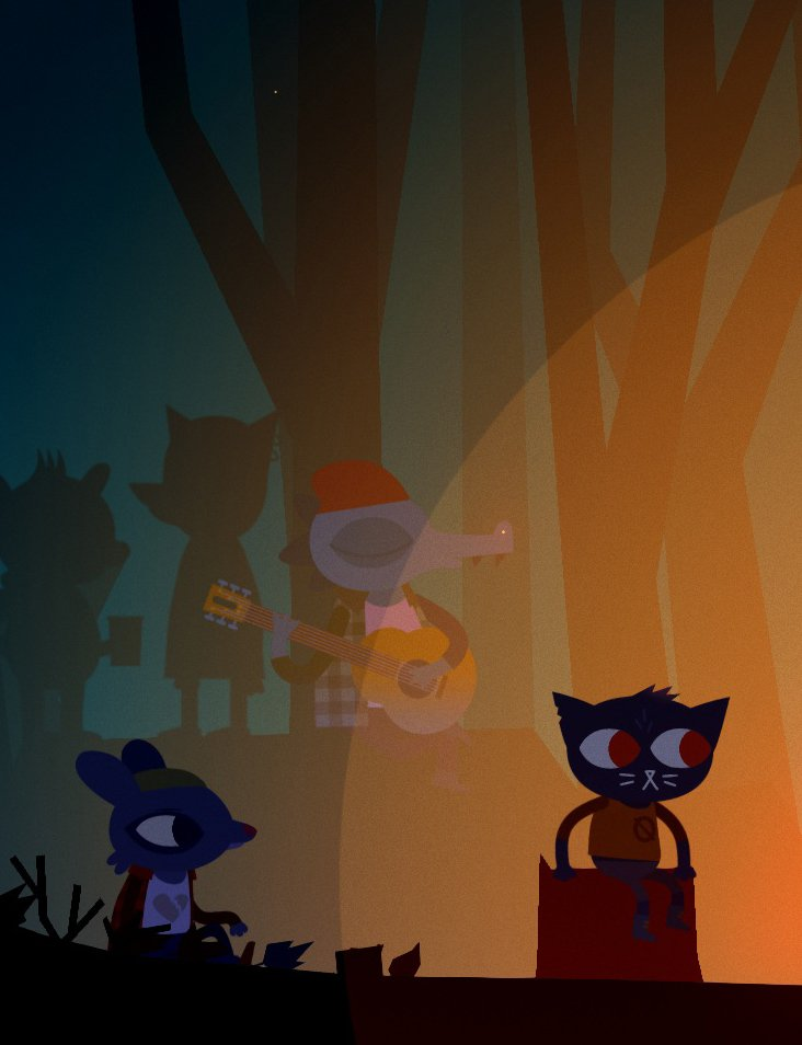 Рецензия на Night in The Woods | Канобу - Изображение 3