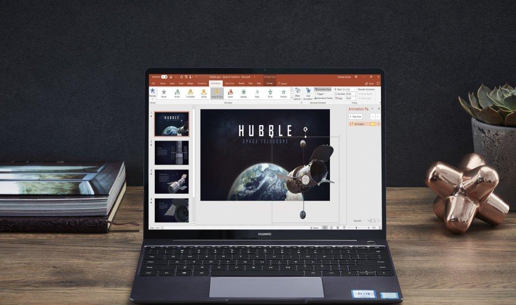 Обновленный ультрабук Huawei MateBook 13выходит вРоссии   Канобу - Изображение 1222