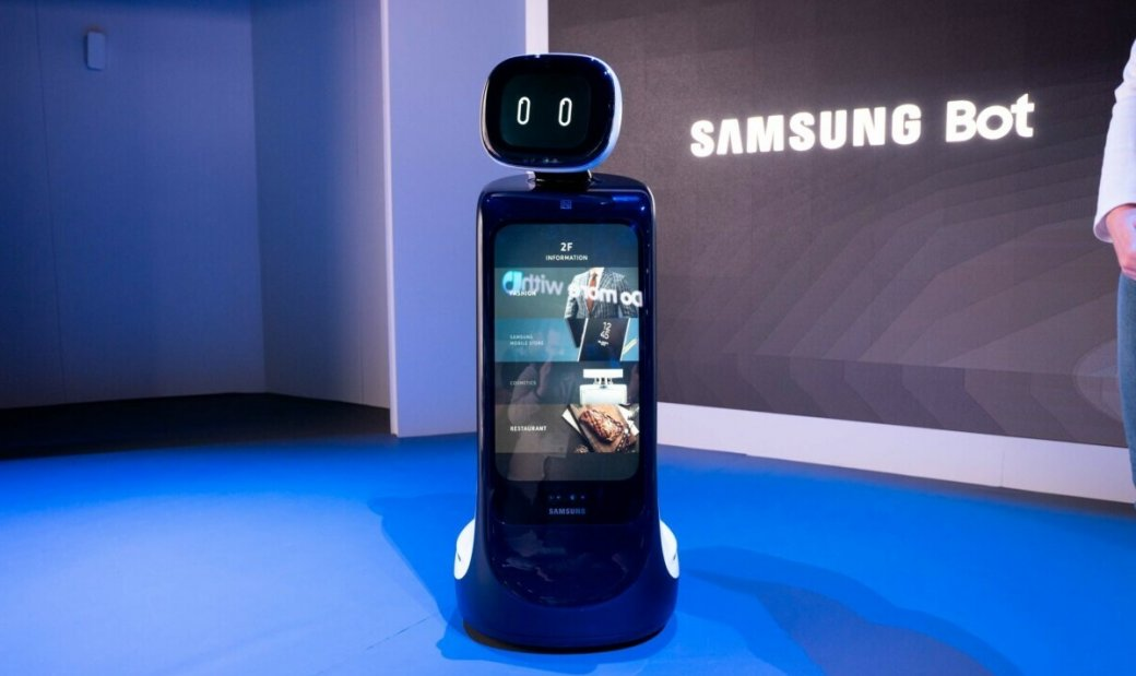 Главные анонсы и новинки CES 2019: телевизоры Samsung и LG, 7-нм процессоры AMD, роботы, электрокары | Канобу - Изображение 10