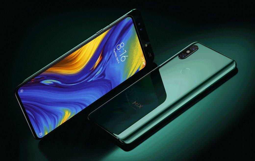ВРоссии официально выходит слайдер Xiaomi MiMix3   Канобу - Изображение 1