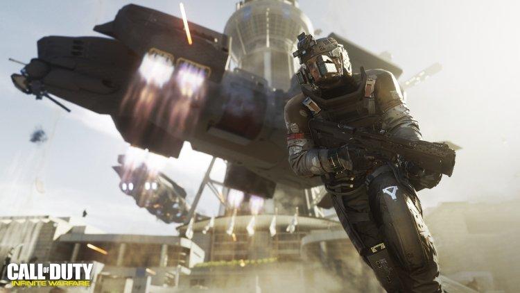 Фанаты не оценили релизный трейлер CoD: Infinite Warfare | Канобу - Изображение 11067