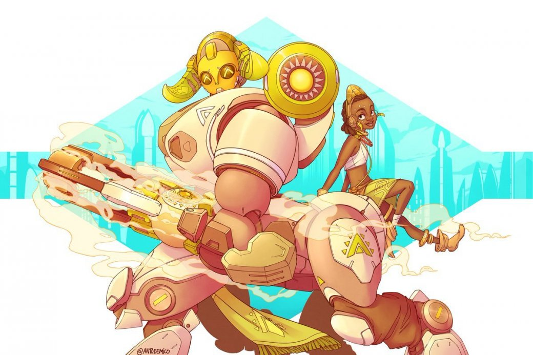 Ориса: подробный разбор умений и стиля игры | Канобу - Изображение 6