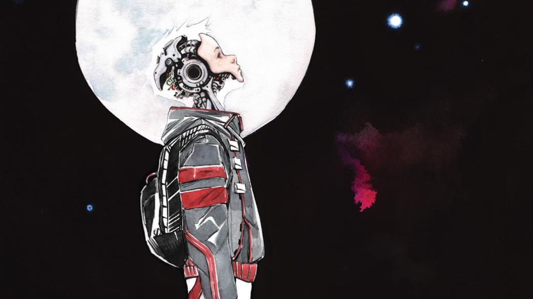 Descender— космическая сказка омаленькомроботе, откоторого зависит существование всей вселенной. - Изображение 1