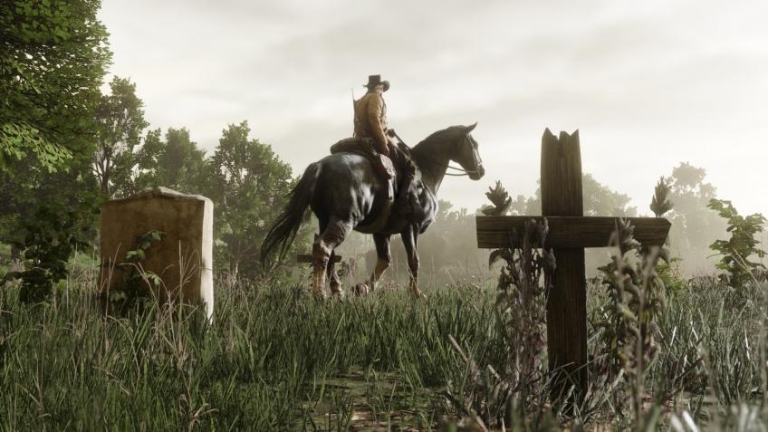В Red Dead Redemption 2 сделали упор на интерактивность игрового мира, но как именно? Новые детали! . - Изображение 1